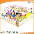 Nuevo diseño del ce temáticas caramelo interior del patio, casa de juegos de interior para los niños