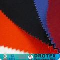 excepcional calidad de algodón de combate de incendios de la tela