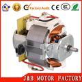 de una sola fase de alta rpm 200 vatios licuadora 7620 motor eléctrico con bajas revoluciones