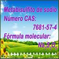 Metabisulfito de sodio 97%