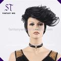 guangzhou sintético perucas curtas para as mulheres negras