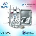 Unidad de turbina dental móvil, unidad dental portátil