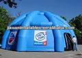 gigante inflable deporte domo domo del parque