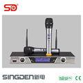 singden profes de karaoke micrófono inalámbrico su2200f