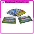 estudio de los niños de impresión de tarjetas de servicio
