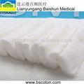 muestras gratis de china fabricante de lana de algodón pliegues
