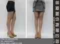 Nuevo paquete atractivo de la cadera falda de algodón de mezclilla skinny falda vaquera