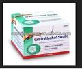 Médicos desechables estériles alcohol hisopo de algodón, en la parte superior de calidad con el ce