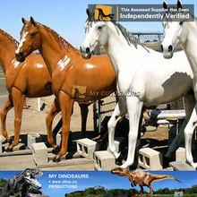 Mi dino- al aire libre caballo escultura escultura de gran caballo