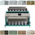 arroz maquinaria de procesamiento clasificador de color