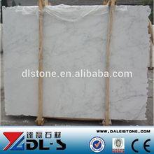 pulido blanco oriental afyon losa de mármol blanco