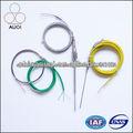 Tipo k forrado de sensor de temperatura 0-10v