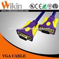 rca al cable vga con convertidor