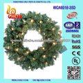 Guirnaldas de decoración de Navidad