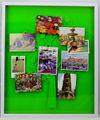 El más nuevo diseño de marco de fotos- gran marco de fotos de bricolaje colorido de la familia collectio