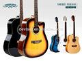 """41"""" guitarra acústica fábrica de instrumentos de música"""