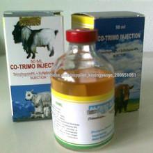 48% sulfadiazina de inyección