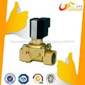 agua de la válvula de solenoide