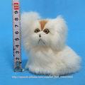animales realista hecha a mano de peluche rellenos