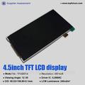 Smart 4.5 pulgadas de piezas de repuesto lcd de panel con ili9806c unidad de ic