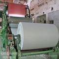 papier toilette papier tissu faisant la machine