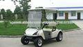 alto qaulity carrito de golf eléctrico con 2 plazas