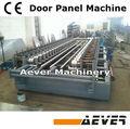 puerta rodillo del panel que forma la máquina
