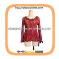 2013 corea moda mujer blusa de mezclilla