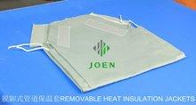 extraíble de aislamiento de calor chaqueta