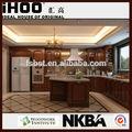 ak 3059 populares diseños de cocina gabinete de cocina modular diseños