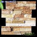 Panel de revestimiento de pared de piedra natural