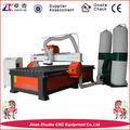 China talla de madera de la máquina 1300*2500*300mm zk-1325
