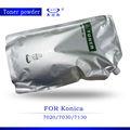 para konica7030 toner en polvo