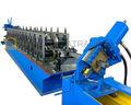 luz calibre de aço galvanizado perfil quadro estrutura pista de metal e stud rolar ex-formando máquina