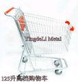 Suba ascensor supermercado carrito de la compra