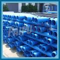 plástico de PVC tubo