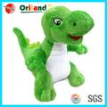 Muestras Diseño dinosaurio de juguete suave de encargo libre