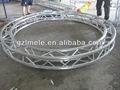 circular truss de iluminación