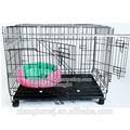 Alambre de púas para mascotas perro/gato/hurón jaulas para la venta