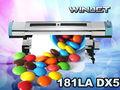 descuento Mexico Plotter Galaxy eco solvent 1.8m/2.1m (1440dpi , uno o dos DX5 cabeza) tinta phaeton printer