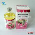 amoxicilina gentamicin y de inyección