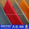 100% cottonflame الخيش، fabric| مثبطات النار المانع النسيج بألوان مختلفة
