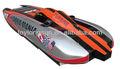 Aqua mania 2.4g alta velocidade casco catamarã de navio