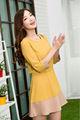 2014 nuevo estilo de vestir casual de la fabricación de ropa de mujer, manera de la señora zapatos de vestir