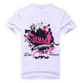 Favoritos comparar alta calidad 100% algodón T Shirts mujeres