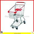 carritos estilo europeo de compras de supermercado