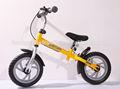 bebé equilibrio en bicicleta, bicicleta