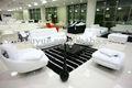 muebles para el hogar sofá de cuero S8660