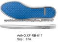 Adecuado diseño de la suela; de goma suela del zapato