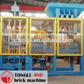 Bloque de hormigón de la máquina de moldeo/del bloque de moldeo de la máquina